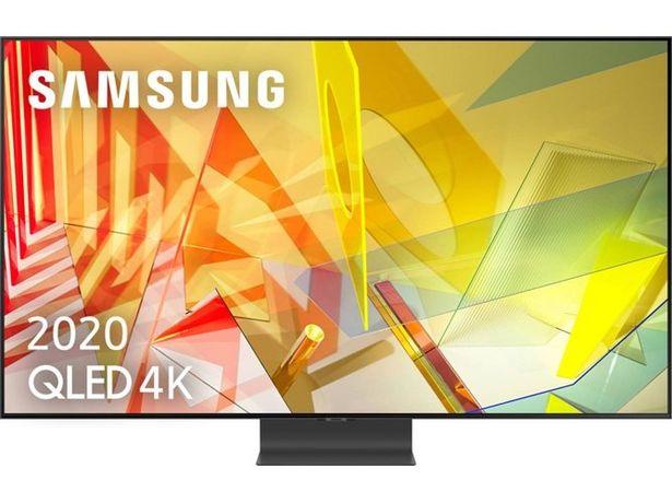 Oferta de TV SAMSUNG QE55Q95TAT (QLED - 55'' - 140 cm - 4K Ultra HD - Smart TV) por 1359€