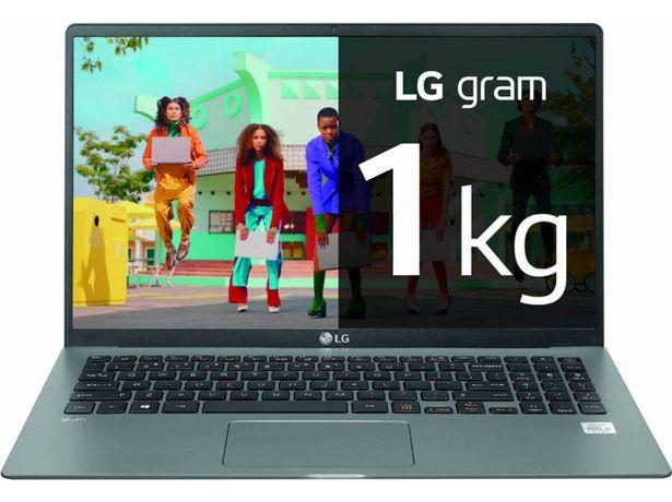 Oferta de Portátil LG Gram 15Z95N-G.AA78B (15.6'' - Intel Core i7-1165G7 - RAM: 16 GB - 512 GB SSD - Intel Iris Plus 655) por 1198€