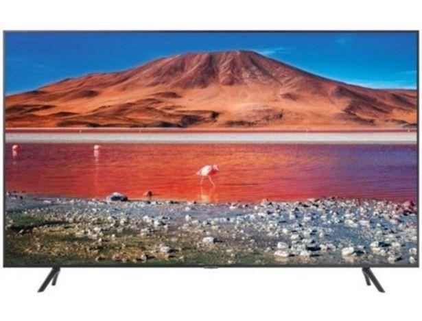 Oferta de TV SAMSUNG UE70TU7105 (LED - 70'' - 179 cm - 4K Ultra HD - Smart TV) por 699,99€