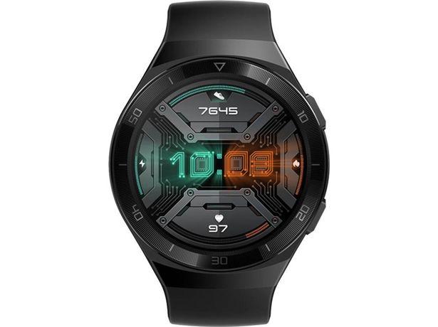 Oferta de Smartwatch HUAWEI Watch GT2E Sport 46mm Negro (Soporta SpO2) por 109€