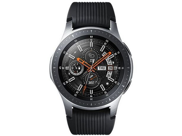 Oferta de Smartwatch SAMSUNG Galaxy Watch Bluetooth 46mm Plata por 219€