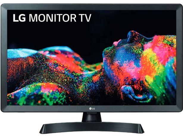 Oferta de TV LG 24TL510V-PZ (LED - 24'' - 61 cm - HD) por 138,97€