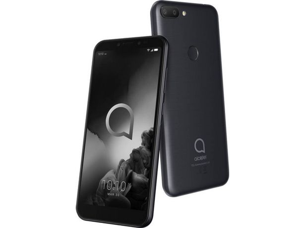 Oferta de Smartphone ALCATEL 1S 2019 (Caja Abierta - 5.5'' - 4 GB - 64 GB - Negro) por 116,97€
