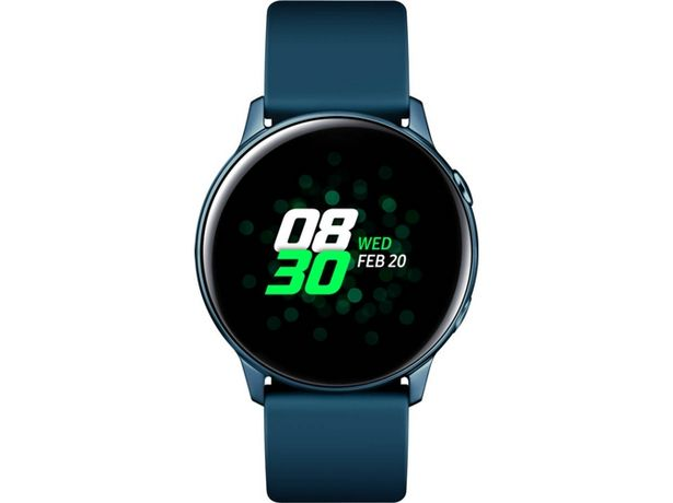 Oferta de Smartwatch SAMSUNG Galaxy Watch Active Verde por 159€