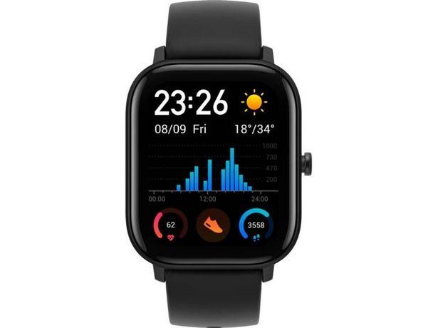 Oferta de Smartwatch AMAZFIT GTS Negro por 109,99€