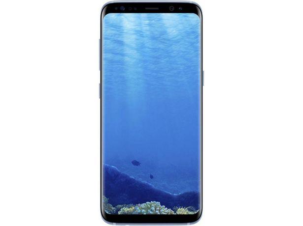 Oferta de Smartphone SAMSUNG Galaxy S8 (5.8'' - 4 GB - 64 GB - Azul) por 299€