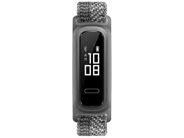 Oferta de Pulsera Actividad HUAWEI Band 4E  (Bluetooth - Soporta SpO2 -  14 días de autonomía - Gris) por 19,99€