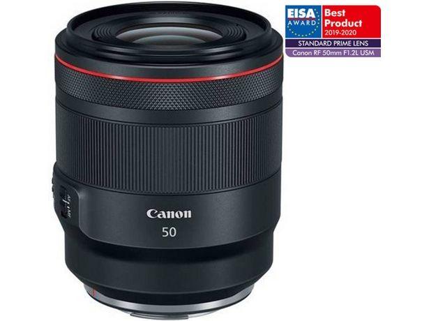 Oferta de Objetivo CANON Rf 50mm f/1,2 L Usm (Caja Abierta - Encaje: Canon RF - Apertura: f/1.2 - f/16) por 2882,67€