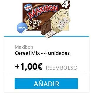 Oferta de Cereal Mix Maxibon  por