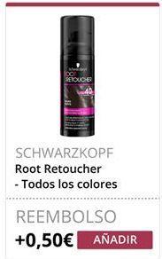 Oferta de Schwarzkopf Root Retoucher por
