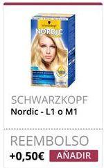 Oferta de Schwarzkopf Nordic  por