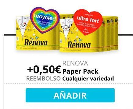 Oferta de Renova Paper Pack  por