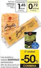 Oferta de Pasta Garofalo por 1,45€