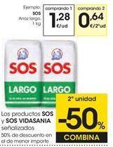Oferta de Arroz Sos por 1,28€