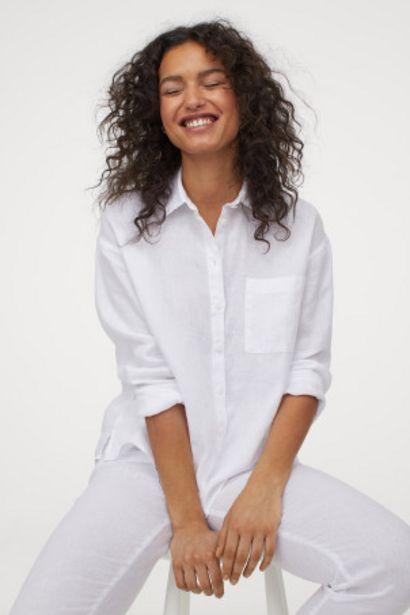 Oferta de Pijama de lino por 39,99€