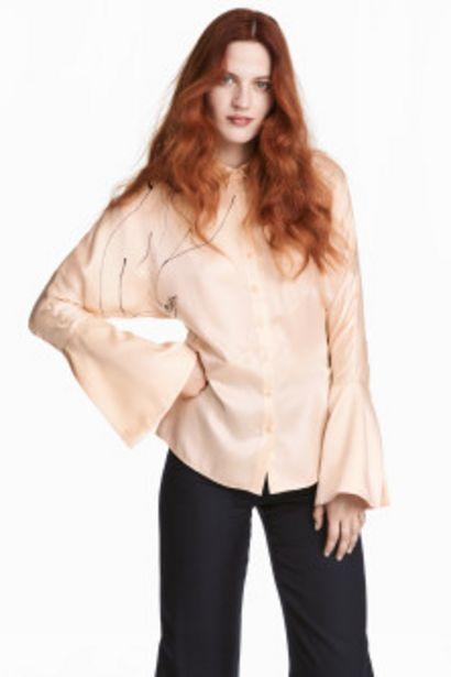 Oferta de Blusa de seda por 30,99€