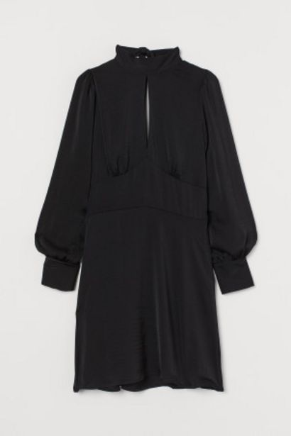 Oferta de Vestido con espalda abierta por 11,99€