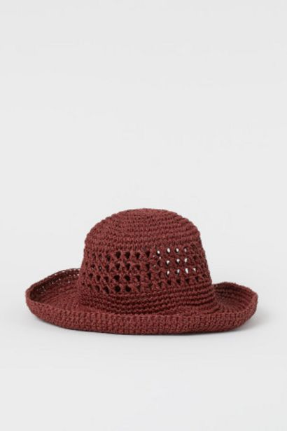Oferta de Sombrero de paja por 4,99€