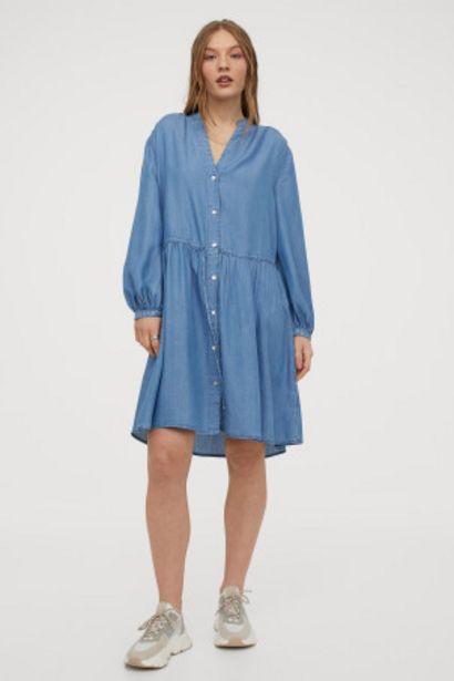 Oferta de Vestido de lyocell por 14,99€