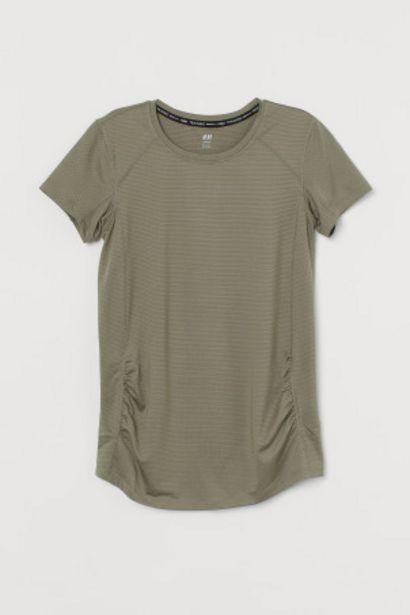 Oferta de MAMA Camiseta de deporte por 7,99€