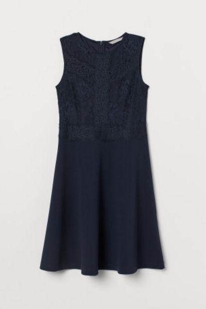 Oferta de Vestido de encaje por 13,99€