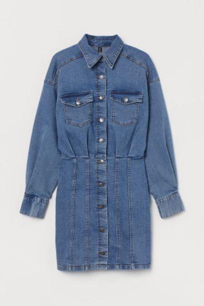 Oferta de Vestido denim por 14,99€