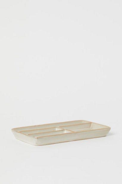 Oferta de Bandeja de cerámica por 8,99€
