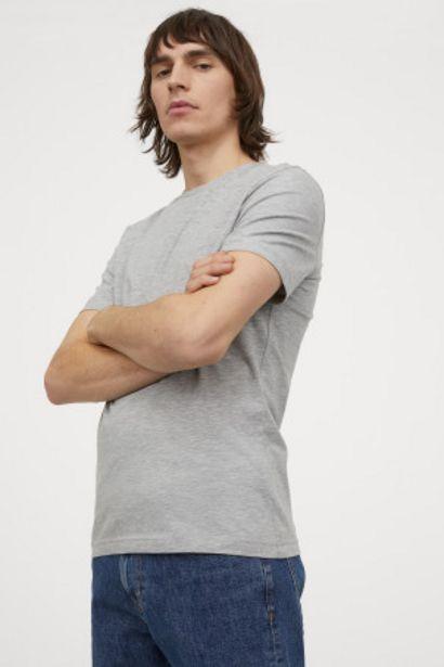 Oferta de Camiseta Slim Fit por 3,99€