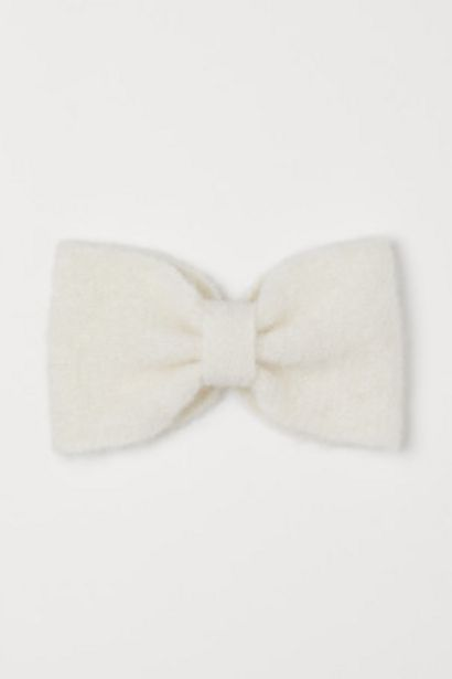 Oferta de Cinta en mezcla de lana por 9,99€