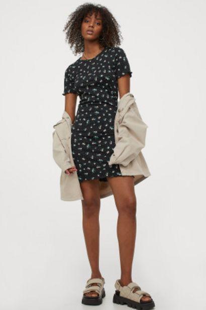 Oferta de Vestido fruncido por 5,99€