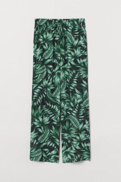 Oferta de Pantalón amplio sin cierre por 5,99€