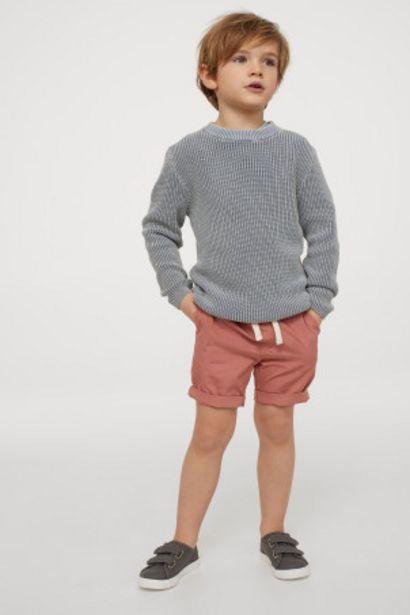 Oferta de Pack de 3 pantalones cortos por 12,99€