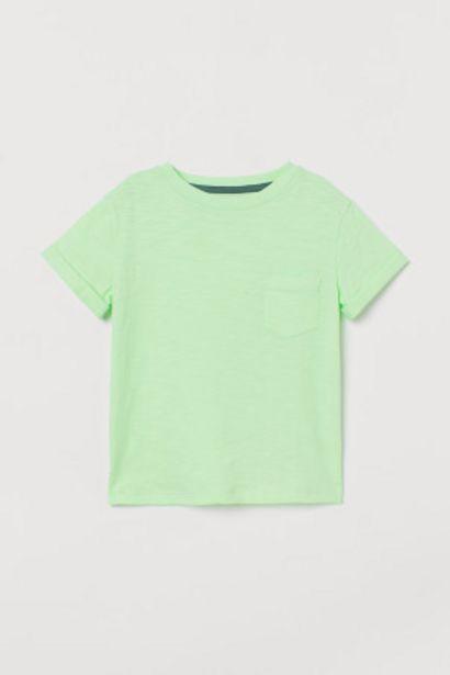 Oferta de Camiseta en punto flameado por 2,99€