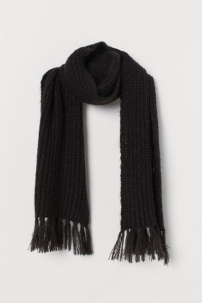 Oferta de Bufanda en mezcla de lana por 5,99€