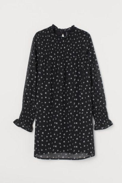 Oferta de Vestido con fruncido por 9,99€