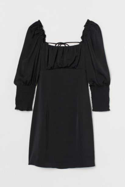 Oferta de Vestido con lazada detrás por 10,99€