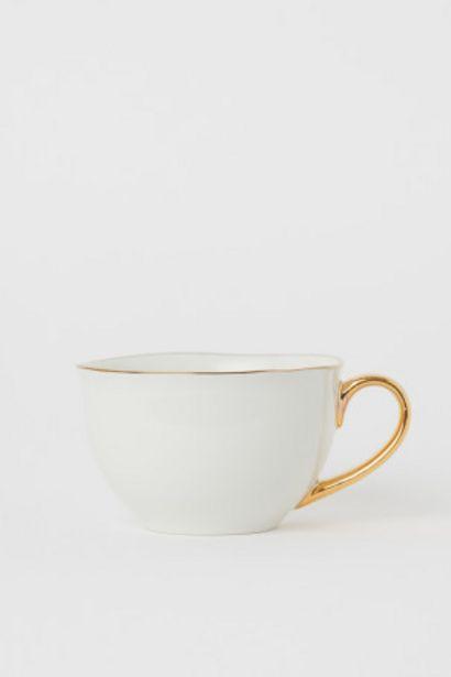 Oferta de Taza de cerámica por 5,99€