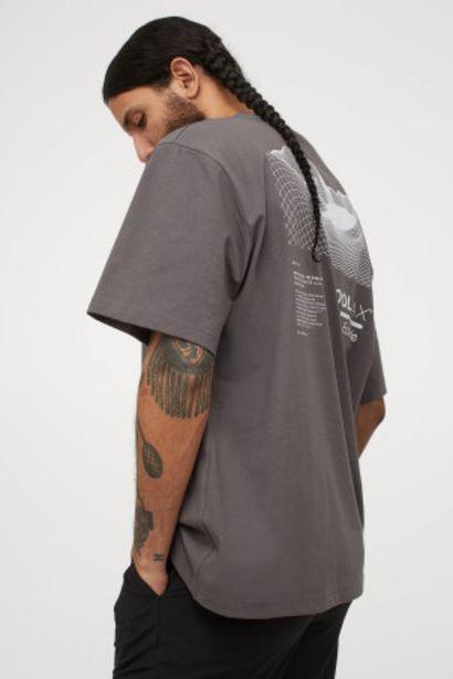 Oferta de Camiseta COOLMAX® Relaxed Fit por 8,99€