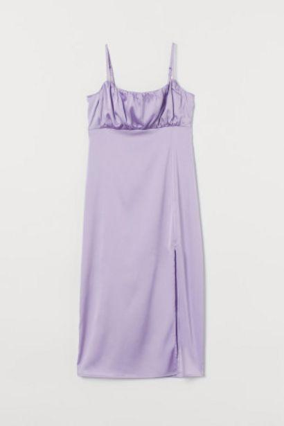 Oferta de Vestido con abertura por 10,99€