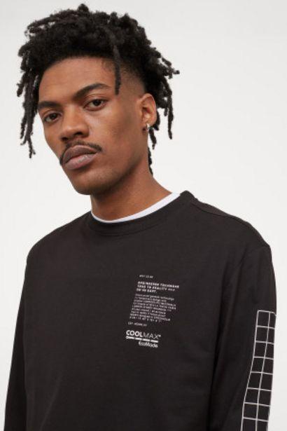 Oferta de Camiseta COOLMAX® Regular Fit por 8,99€