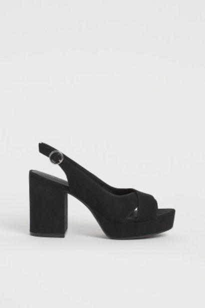 Oferta de Sandalias de plataforma por 9,99€