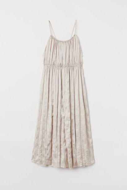 Oferta de Vestido drapeado por 19,99€