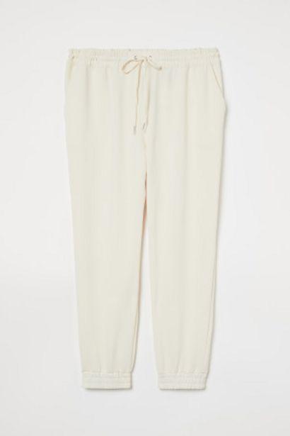 Oferta de H&M+ Pantalón sin cierre por 11,99€