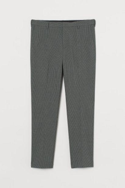 Oferta de Pantalón de traje Skinny Fit por 17,99€
