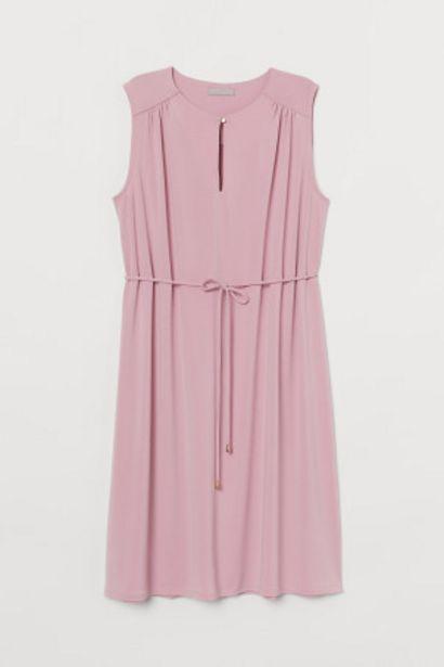 Oferta de Vestido con tiras de anudar por 6,99€