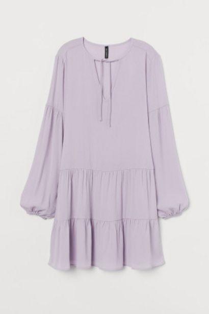 Oferta de Vestido evasé por 7,99€