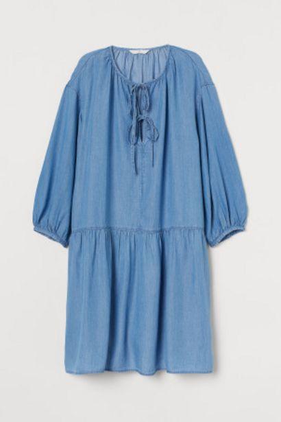 Oferta de Vestido de lyocell por 10,99€