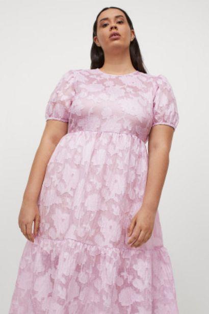 Oferta de H&M+ Vestido en jacquard por 21,99€
