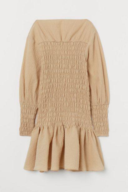 Oferta de Vestido fruncido por 19,99€