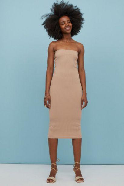 Oferta de Vestido de tubo Seamless por 9,99€